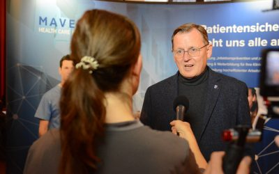 MAVENET auf dem Regiomed Hygienekongress 2017